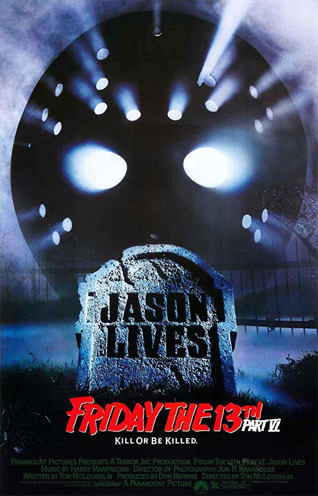 Jason Lives: Friday the 13th Part VI (1986) poster