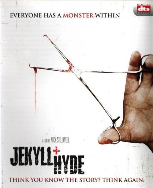 Jekyll + Hyde (2006) dvd cover