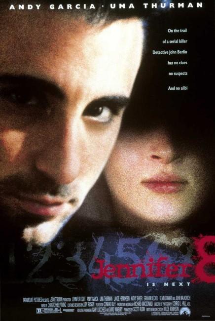 Jennifer Eight (1992) poster
