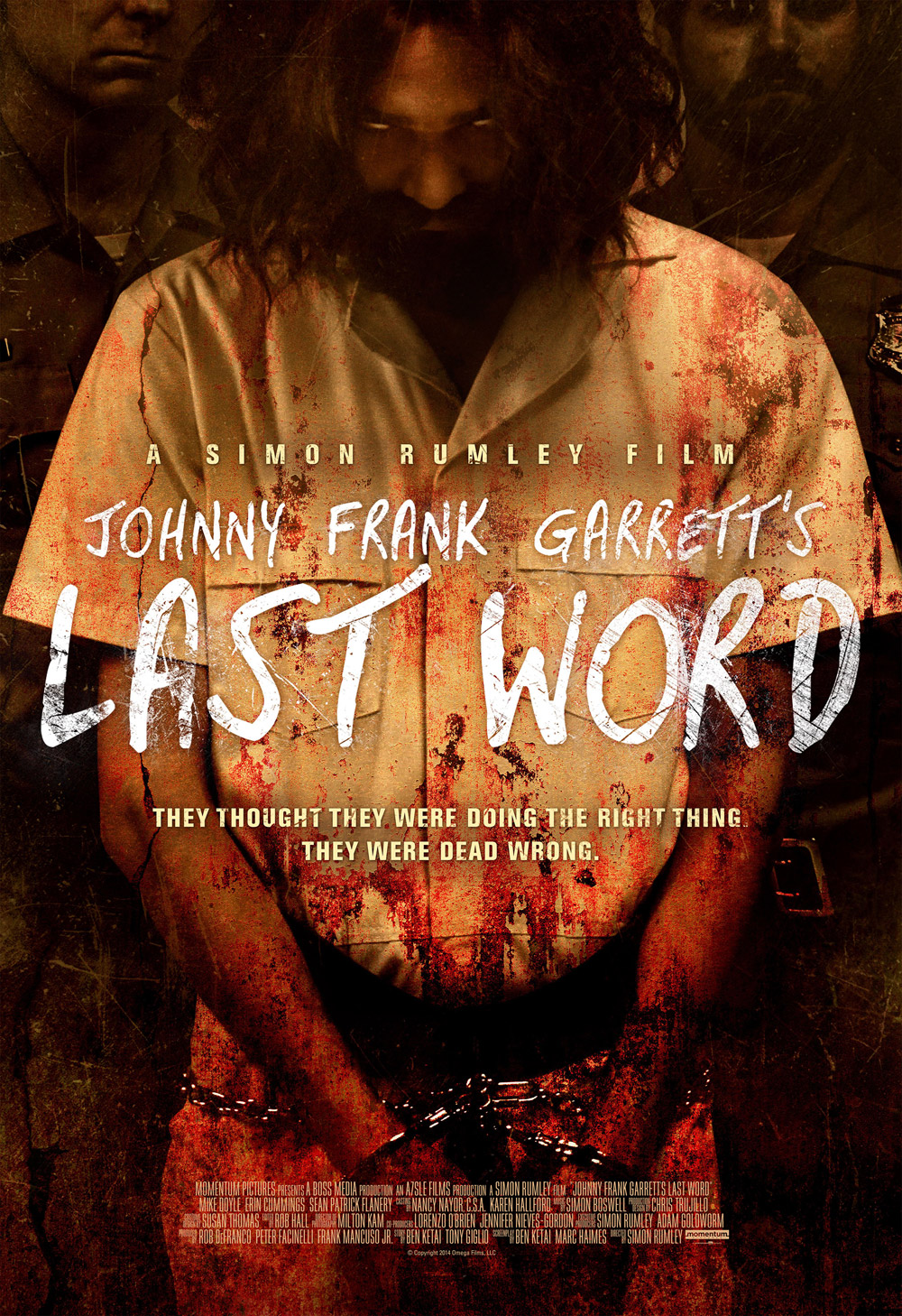 Johnny Frank Garretts Last Word 2016