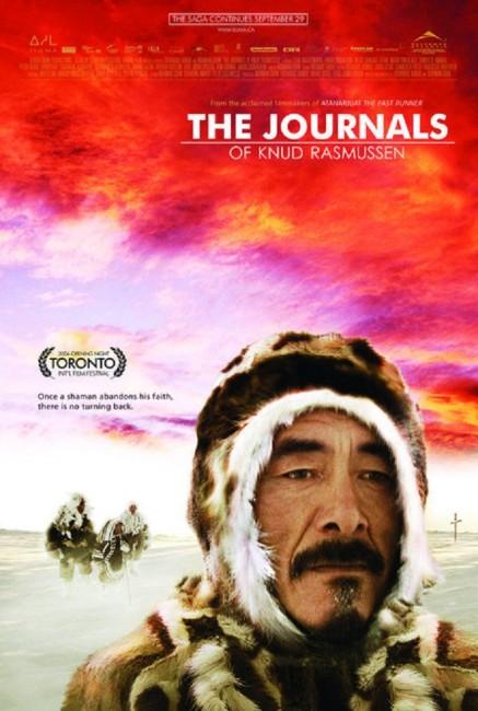 The Journals of Knud Rasmussen (2006) poster