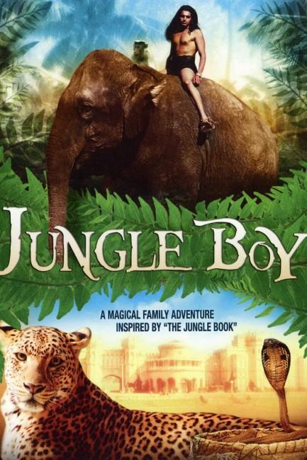 Jungle Boy (1996) poster