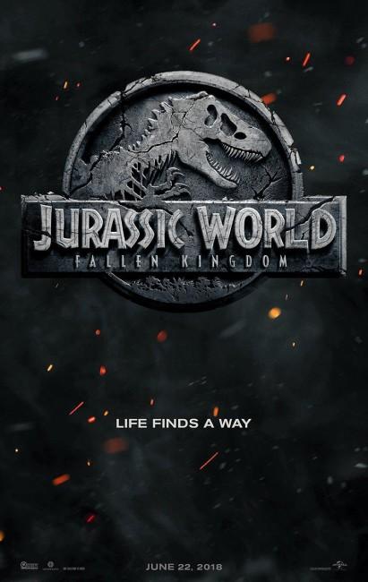 Jurassic Park: Fallen Kingdom (2018) poster