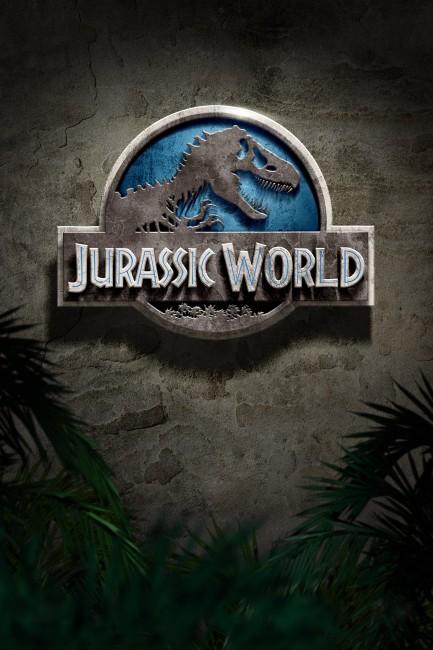 Jurassic World (2015) poster