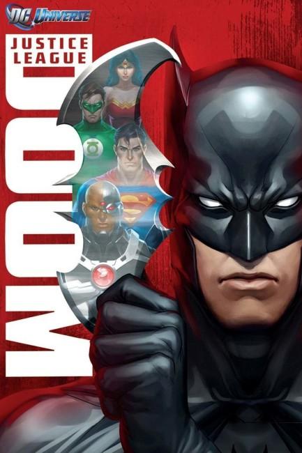 Justice League Doom (2012) poster