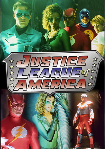 Justice League of America (1997) poster