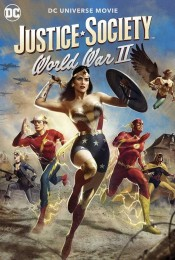 Justice Society: World War II (2021) poster