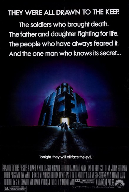 The Keep (1983) poster