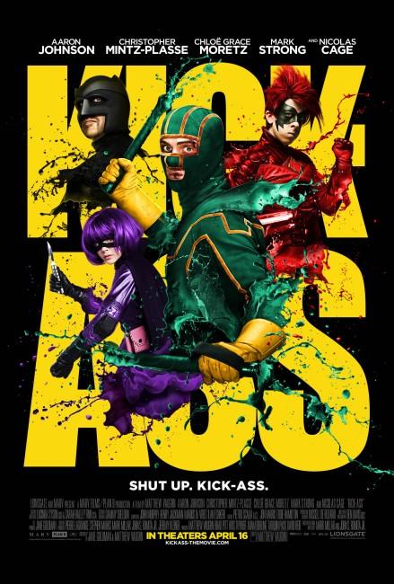 Kick-Ass (2010) poster