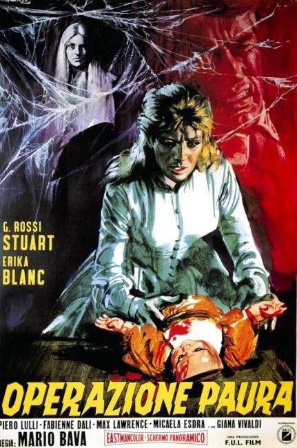 Kill ... Baby Kill (1966) poster