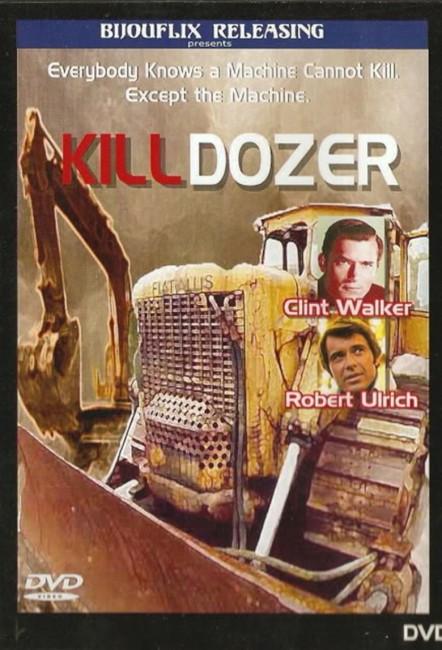 Killdozer (1974) poster