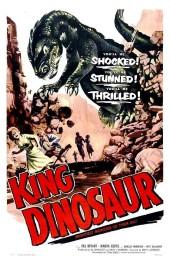 King Dinosaur (1955) poster