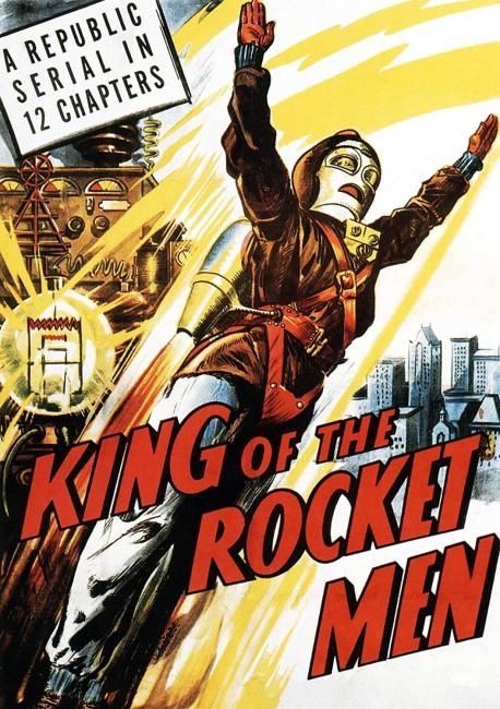 King of the Rocket Men (1949) poster
