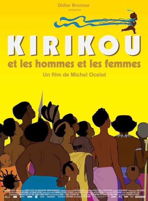 Kirikou and the Men and Women (2012) poster