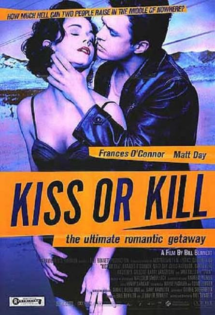 Kiss or Kill (1997) poster