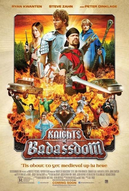 Knights of Badassdom (2013) poster