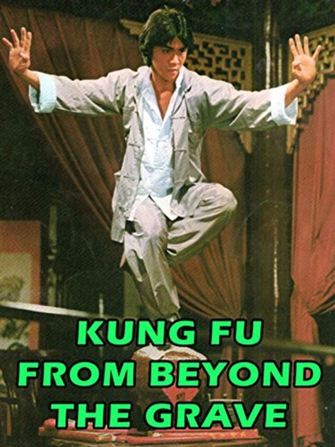 Kung Fu from Beyond the Grave (1982) poster