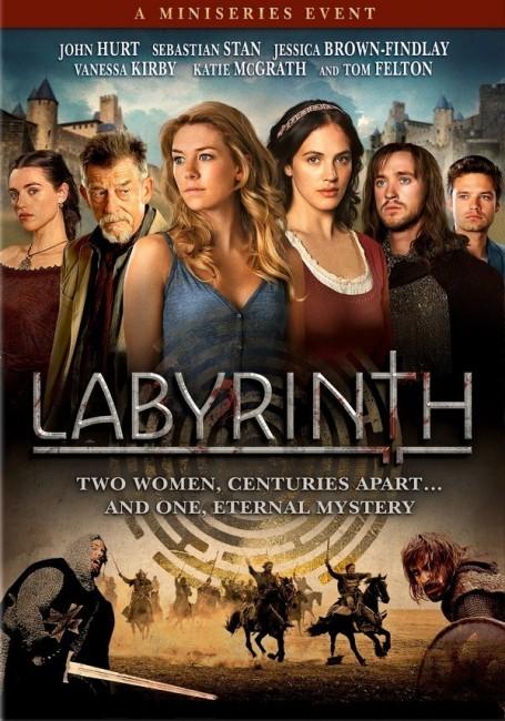 Labyrinth (2012) poster
