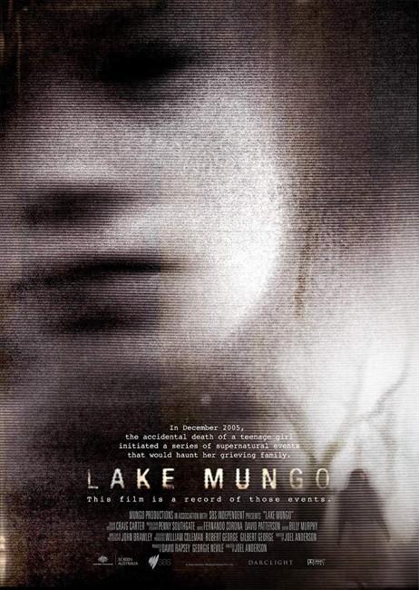 Lake Mungo (2008) poster