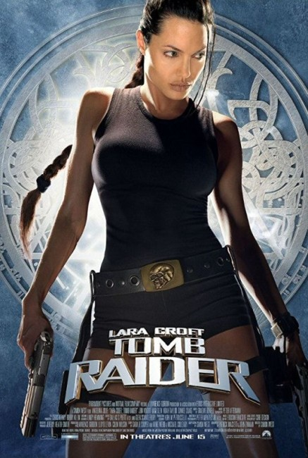 Lara Croft, Tomb Raider (2001) poster