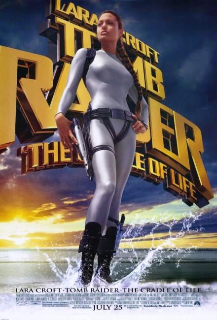 Lara Croft, Tomb Raider: The Cradle of Life (2003) poster