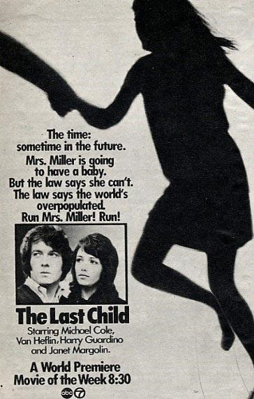 The Last Child (1971) poster