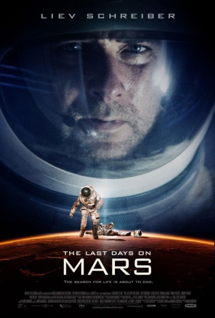 The Last Days on Mars (2013) poster