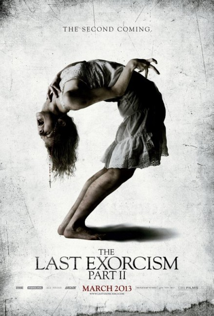 The Last Exorcism Part II (2013) poster