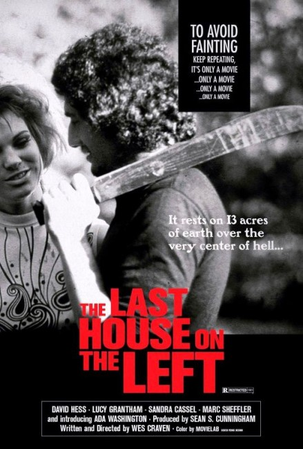 The Last House on the Left (1972) poster