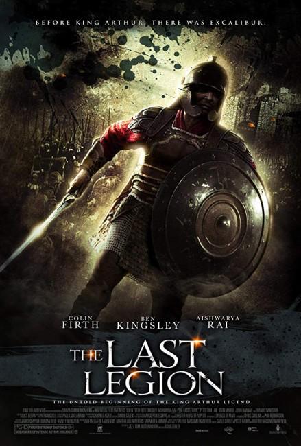 The Last Legion (2007) poster