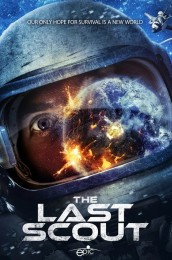 The Last Scout (2017) poster