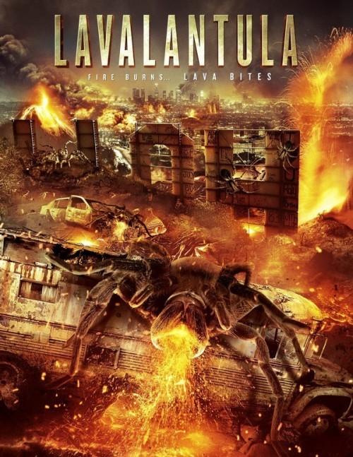 Lavalantula (2015) poster