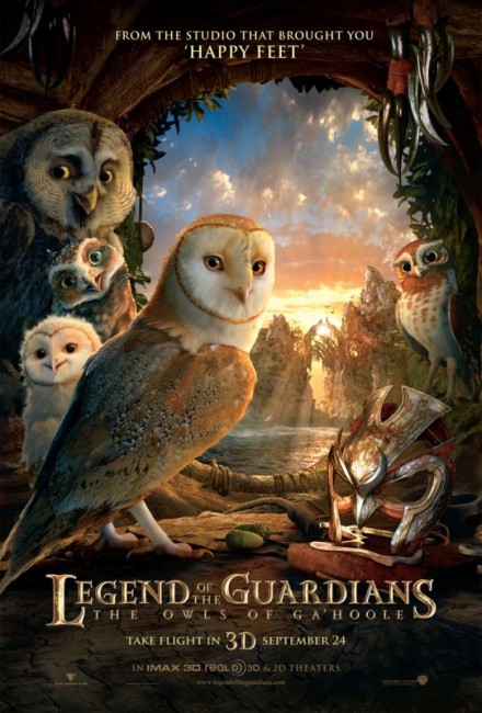 The Legend of the Guardians: The Owls of Ga'Hoole (2010) poster