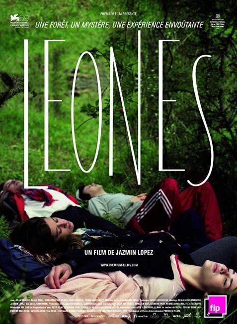 Leones (2012) poster