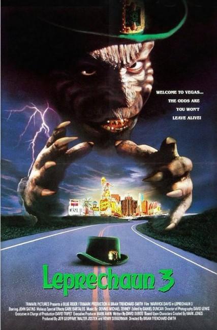 Leprechaun 3 (1995) poster