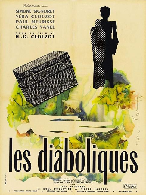 Les Diaboliques (1955) poster