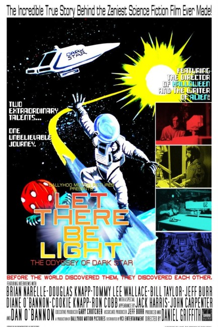 Let There Be Light: The Odyssey of Dark Star (2010) poster
