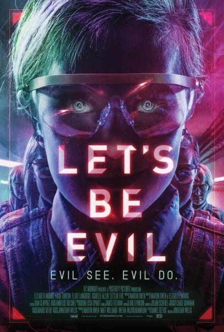 Let's Be Evil (2016) poster