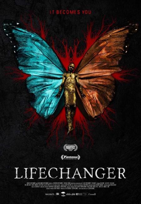Lifechanger (2018) poster
