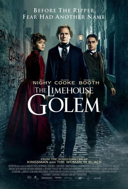 The Limehouse Golem (2016) poster