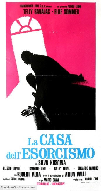 Lisa and the Devil (1972) poster