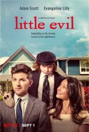 Little Evil (2017) poster