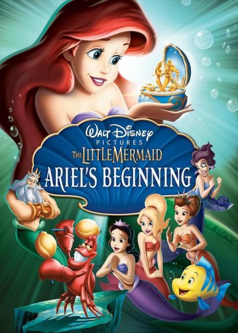 The Little Mermaid: Ariel's Beginning (2008) poster