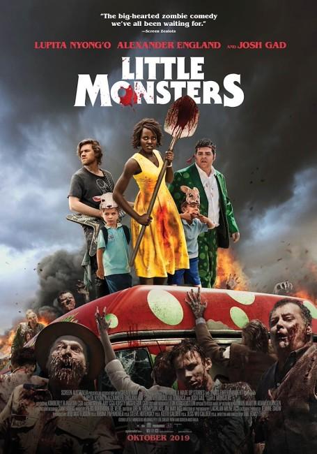 Little Monsters (2019) poster