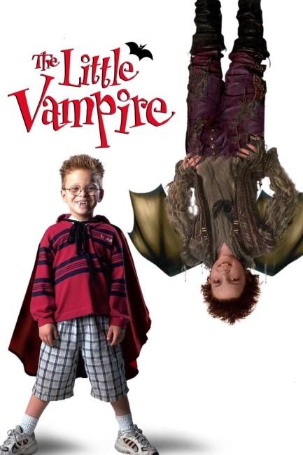 The Little Vampire (2000) poster
