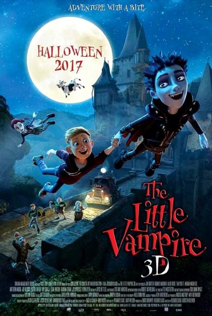 The Little Vampire (2017) poster