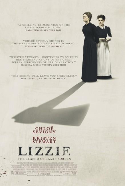 Lizzie (2018) poster