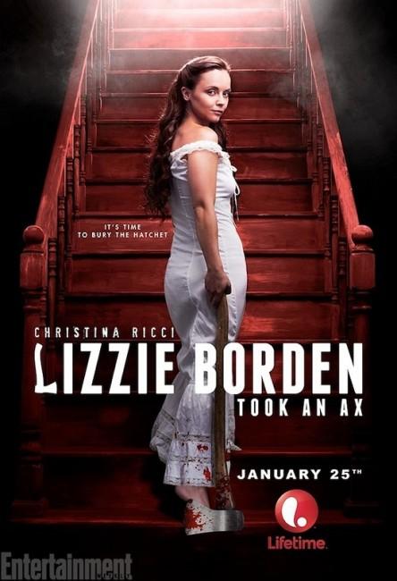 Lizzie Borden Took an Axe (2014) poster