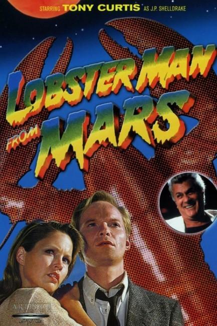Lobster Man from Mars (1989) poster