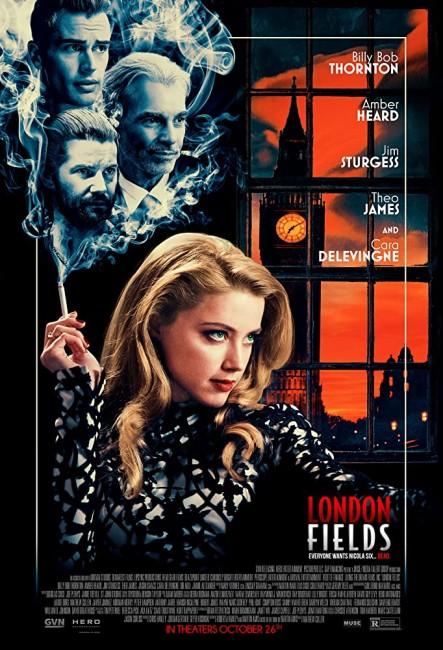 London Fields (2018) poster